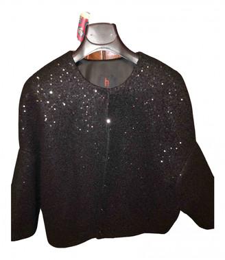 Non Signé / Unsigned Non Signe / Unsigned Kimono Black Wool Jackets
