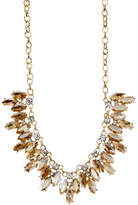 Natasha Accessories Marquise & Round Crystal Detail Necklace