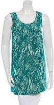 Maison Margiela Printed Sleeveless Tunic