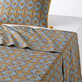 La Redoute Interieurs Kouban Printed Flat Sheet