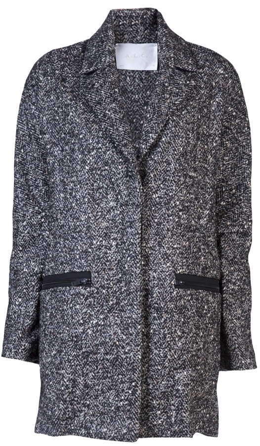 A.L.C. Hansen car coat