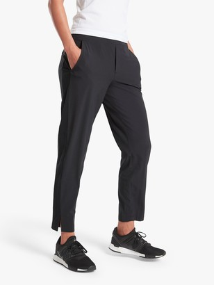 Athleta Brooklyn Ankle Trousers, Black