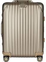"Rimowa Men's Topas Titanium 22"" Cabin Multiwheel® IATA Trolley"