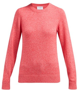 Barrie Arran Pop Cashmere Sweater - Womens - Pink