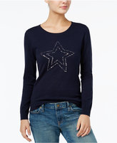 Tommy Hilfiger Whimsy Long Sleeve Crewneck