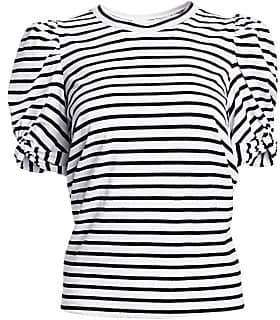 44d49ea511ed9b A.L.C. Women's Stripe Kati T-Shirt