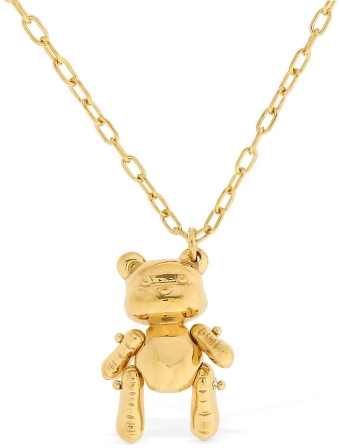 131e9820dbf4ee Teddy Bear Necklace - ShopStyle