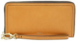 Fossil SL7831723 Logan Zip Around Wallet