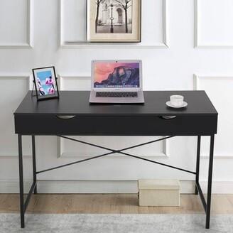 Inbox Zero Study Computer Desk Reversible Desk