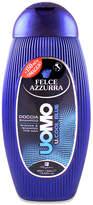 Smallflower Cool Blue Shower and Shampoo for Men by Felce Azzurra (13.53oz Shower Gel)