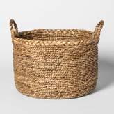 Threshold Braided Basket Large