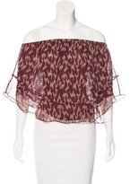 Elizabeth and James Pippa Ikat Top