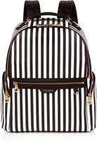 Henri Bendel West 57th Centennial Stripe Travel Backpack