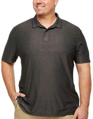 Claiborne Big and Tall Mens Short Sleeve Polo Shirt
