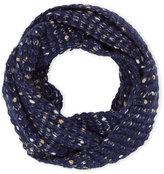 Cejon Galaxy Knit Infinity Scarf