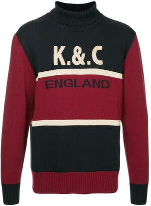 Kent & Curwen England knitted sweater