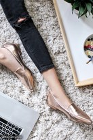 Forever 21 FOREVER 21+ Faux Leather Loafers