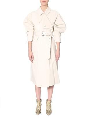 Isabel Marant Belted Trench Coat