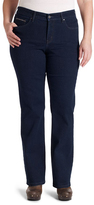 Levi's Soulful Dark 512TM Perfectly Slimming Bootcut Jeans - Plus