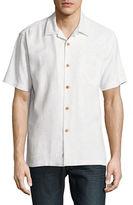 Tommy Bahama Solid Short-Sleeve Shirt