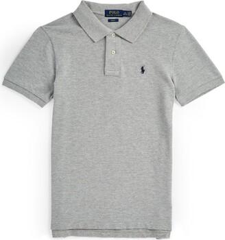 Ralph Lauren Kids Custom-Fit Polo Shirt (10-14 Years)