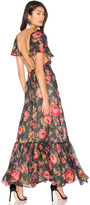 Majorelle Opulence Maxi Dress