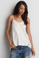 American Eagle Outfitters AE Lace Panel Cami