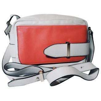 Tila March Ecru Leather Handbags