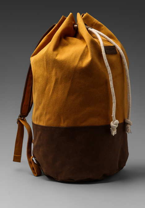 Obey Uptown Duffle Backpack
