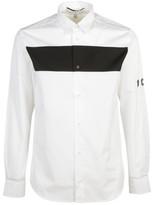 Alexander McQueen Block Stripe Shirt