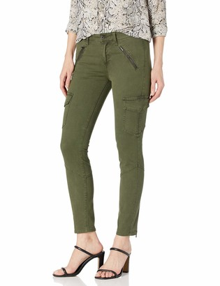 AG Jeans Women's The Whitt Skinny Cargo Ankle