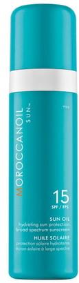MOROCCANOIL® Sun Oil SPF 15