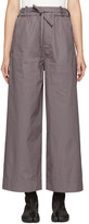 Craig Green Purple Workwear Trousers