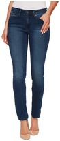 Calvin Klein Jeans Mid Rise Skinny in Green Tomatoes Women's Jeans