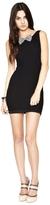BCBGMAXAZRIA Bcbgeneration Sleeveless Back-Cutout Dress