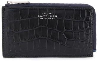 Smythson Mara zipped wallet