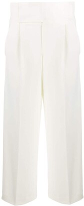 P.A.R.O.S.H. Pirate cropped trousers