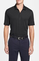 Cutter & Buck Men's Big & Tall 'Franklin' Stripe Drytec Polo