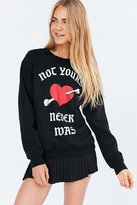 Silence & Noise Silence + Noise Not Yours Pullover Sweatshirt