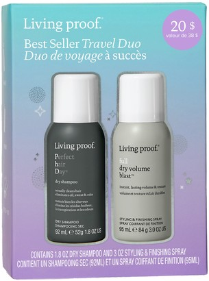 Living Proof Bestsellers Travel Duo