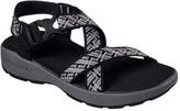 Skechers Men's Melbo Ankle Strap Sport Sandal