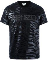 Kenzo 'Tiger Stripes' T-shirt