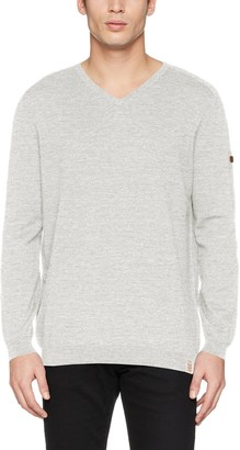 Camel Active Men's V-Neck Pullover Mel. S Jumper