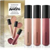 bareMinerals Bare Escentuals Send Nudes - Gen Nude® Matte Liquid Lipcolor Trio