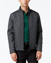 Alfani Collection Men's Lightweight Quilted Jacket, Only at Macy's