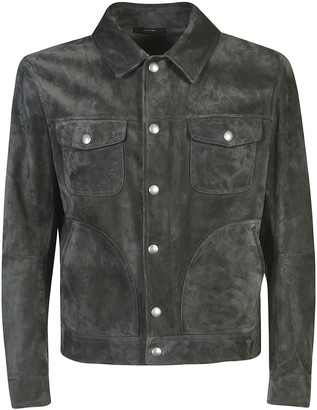 Tom Ford Buttoned Jacket