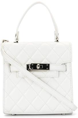 Manning Cartell Australia Diamond-Quilt Mini Bag