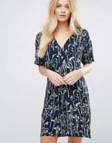 Whistles Josie Wheatshef Print Dress