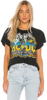 MadeWorn ACDC Back In Black '81 Tee