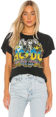 MadeWorn ACDC Back In Black '81 Tee